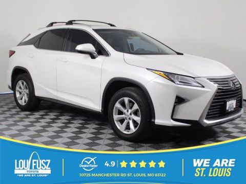 Pre-Owned 2017 Lexus RX RX 350 AWD Sport Utility