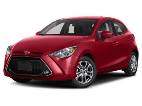 New 2020 Toyota Yaris Hatchback LE FWD Hatchback