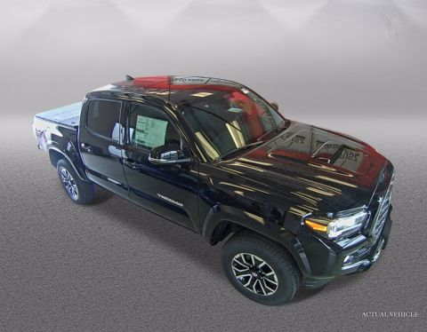 New 2020 Toyota Tacoma TRD Sport TRD Sport Double Cab 5' Bed V6 AT (Natl)