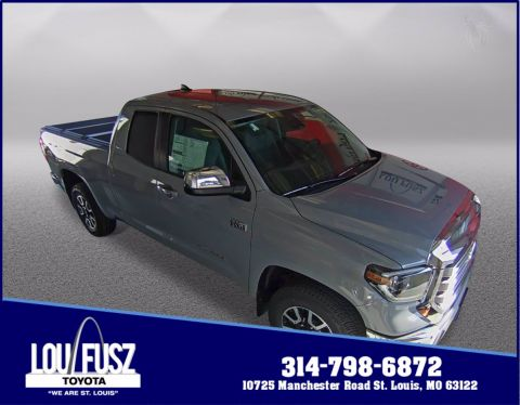 New 2020 Toyota Tundra Limited Limited Double Cab 6.5' Bed 5.7L (Natl)