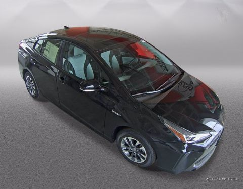 New 2020 Toyota Prius Limited FWD Hatchback