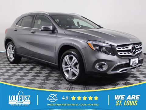Pre-Owned 2018 Mercedes-Benz GLA GLA 250 AWD 4MATIC Sport Utility