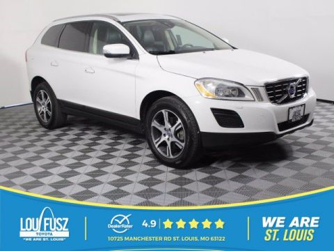 Pre-Owned 2013 Volvo XC60 T6 AWD Sport Utility